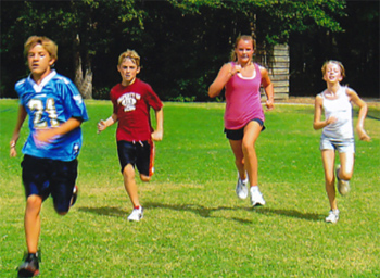 Youth Running Clinic
