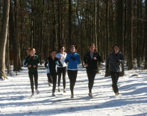 Winter Youth Running Group 2010
