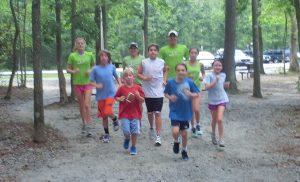 Summer Youth Training
