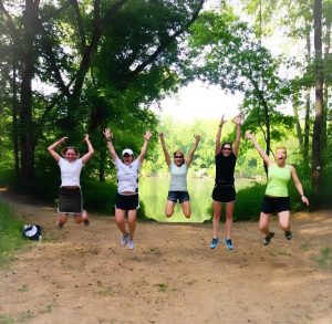 Summer-Fall Endurance Training